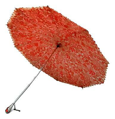 Parasol Sun Years 40 Umbrella Vintage Modern Antiques
