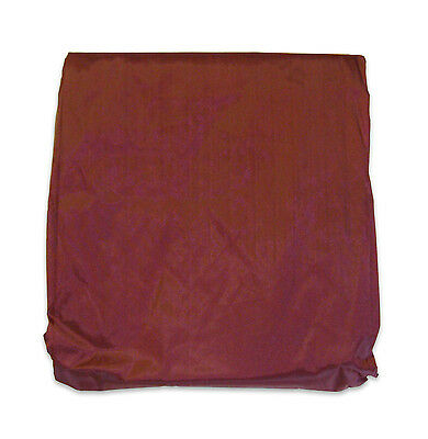 Wine 8 ' Foot Rip Resistant Nylon Pool Table Billiard Cover W Elastic Corners