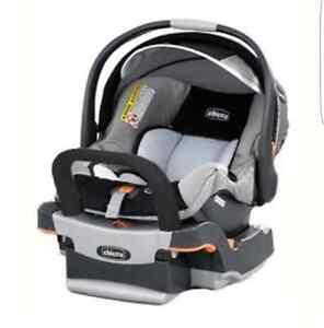 Detachable Chicco KeyFit Plus Infant Car Seat Ascot Brisbane North East Preview