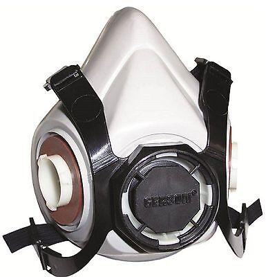 Gerson Signature Select Respirator Facepiece Half Mask Reusable Med Or Lg E28s