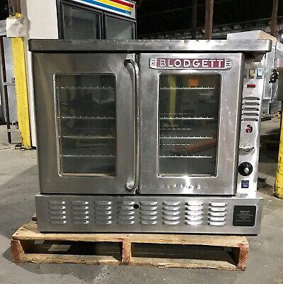 Bakery Depth Blodgett Commercial Convection Oven - Full Size - New Racks