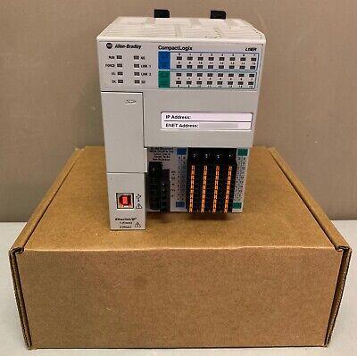 2019 New Allen Bradley 1769-l19er-bb1b A Compactlogix 5370 Controller