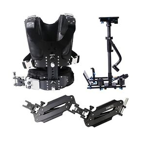 CAME-TV Load Support Vest Dual Arm and Stabilizer Findon Charles Sturt Area Preview