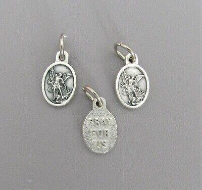 36 Miniature 0.75 Crown Metal Charm