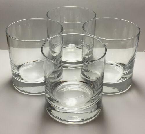 ROCKS Glasses, Set of 4  - Each HOLDS 10.5 oz of Liquid Gold