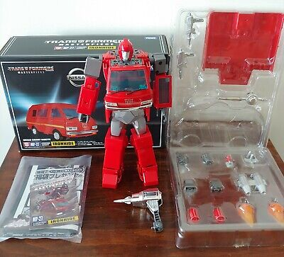 Transformers Masterpiece - Generation 1 Ironhide MP-27 - Takara Authentic USA