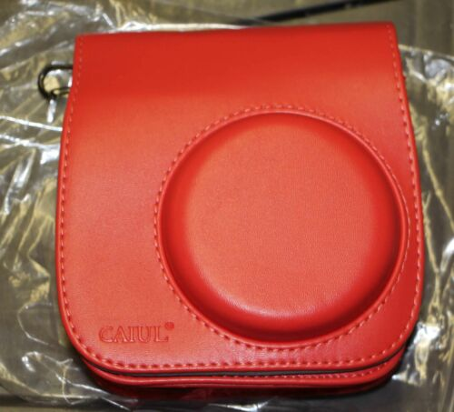red Caiul case fits Fujifilm Mini 8 Camera