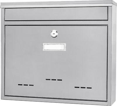 Barska Locking Wall Mount Mailbox Medium Cb13252