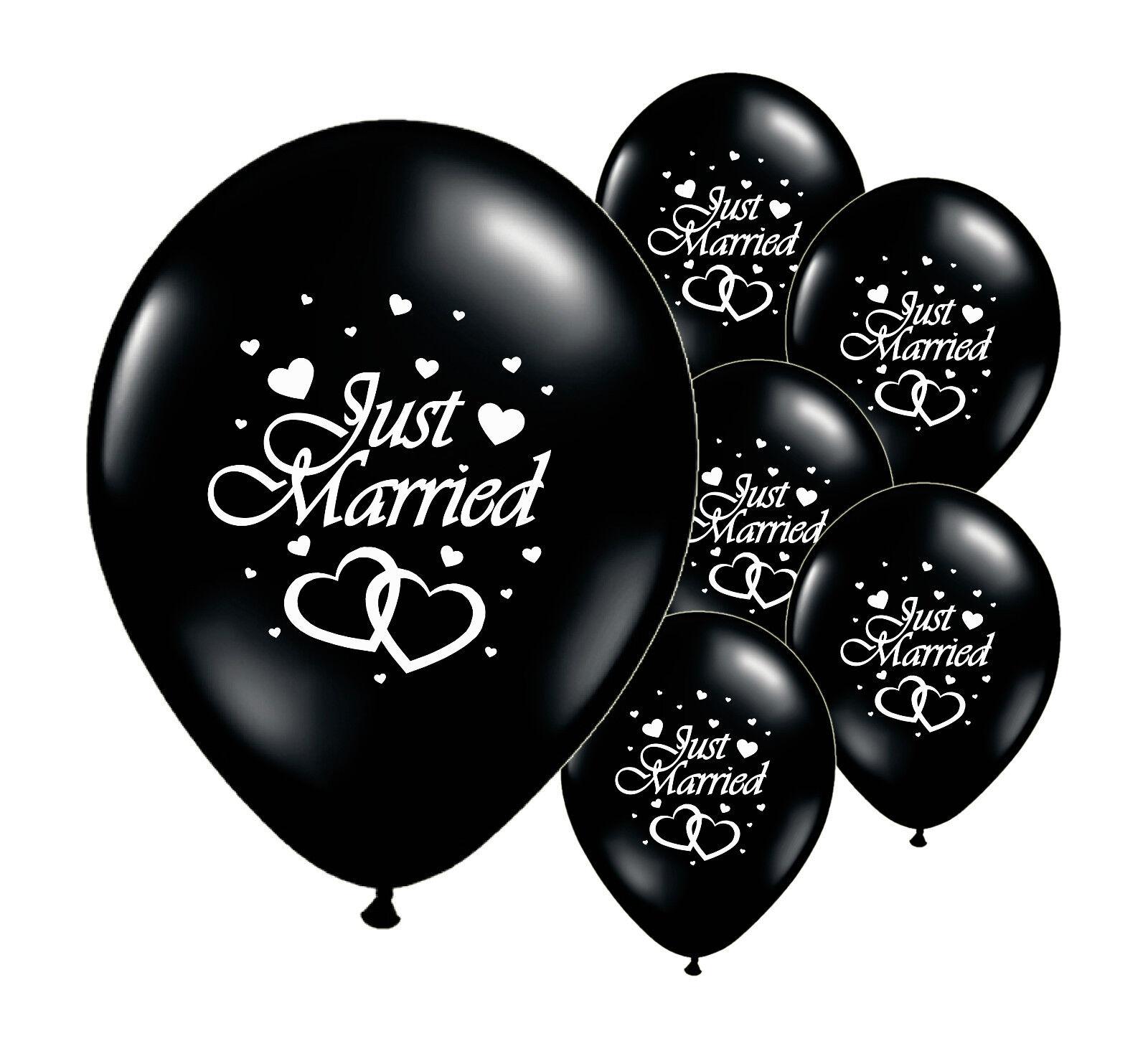 Helium Wedding Balloons