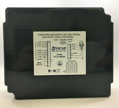 Gicar Dosing Card 3d5 - 3grctz Xlc 230v 23 Gr Magister Part 180239