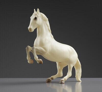 Breyer Classic White Rearing Stallion Lipizzaner Horse 8 Tall very nice Vintage