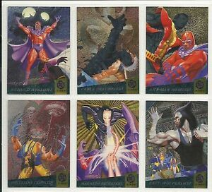 Best Selling in X Men Comic Cards