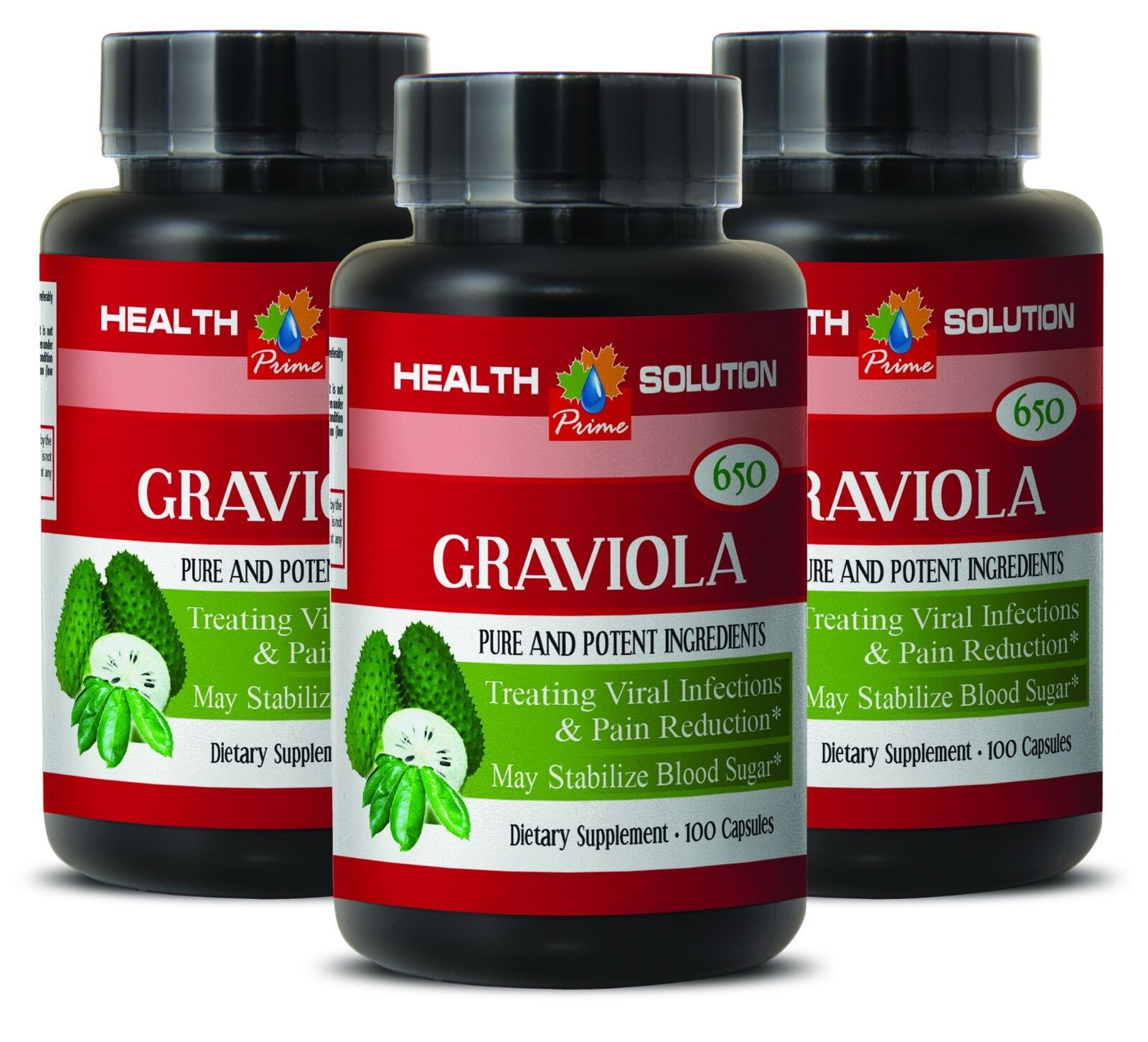 herpes simplex virus - GRAVIOLA Leafs Extract  - health benefits of graviola - 3