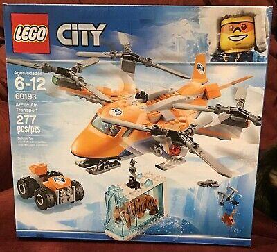 2018 LEGO CITY Arctic Air Transport 60193 Retired NEW