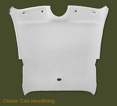 Headliner for Jaguar XK8/XKR 1996-2005 in light grey