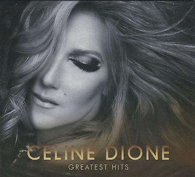 Celine Dion Greatest Hits 2Cd Set Digipak  39 Tracks  New Sealed  Best Songs