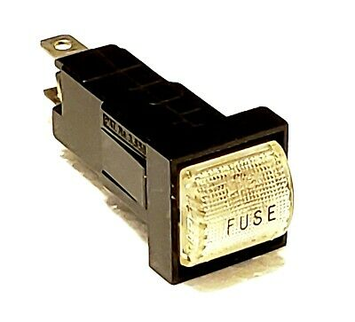 Littelfuse 344 Series Indicating Fuse Holder And Cap Indicator 15a 250v Max