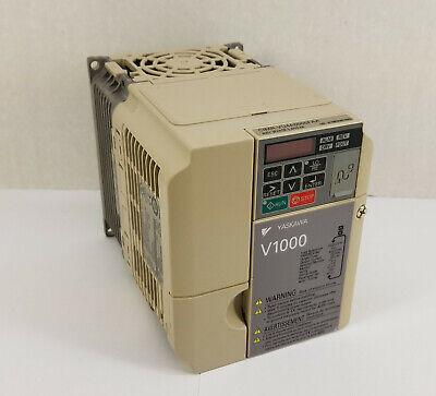 Yaskawa V1000 Inverter Cimr-vu4a0005faa 2.2kw 3hp