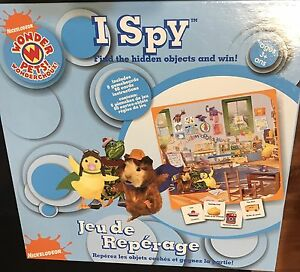 Wonder Pets I Spy game