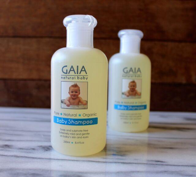 Gaia Natural Baby Shampoo 250ml