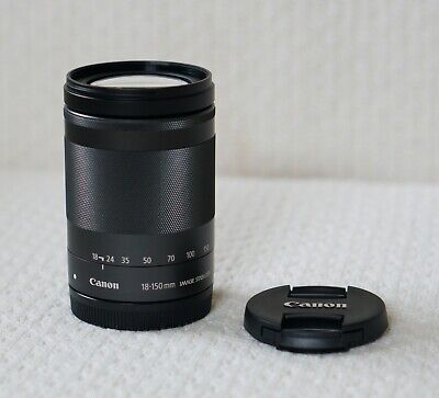 Canon EF-M 18-150mm F3.5-6.3 *excellent*