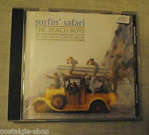CD-The-Beach-Boys-Surfin-Safari-12-Tracce-Rock-musica-musica