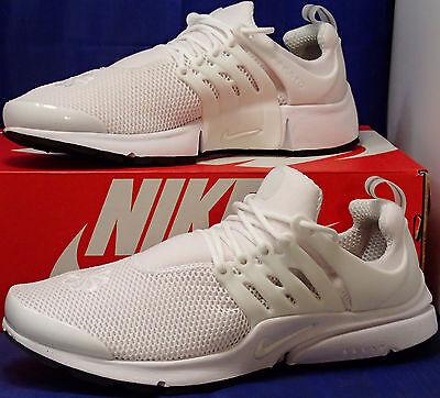 Womens Nike Air Presto iD White Black SZ 11 /// Mens SZ 9.5 ( 846440-991 )