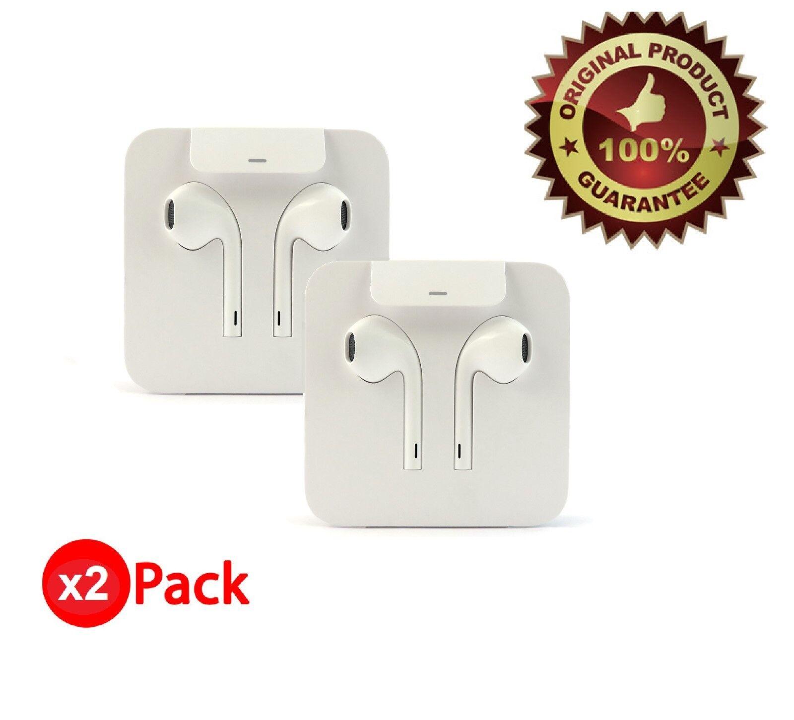 Apple Lightning Earpods Headphones Original OEM Earbuds iPho