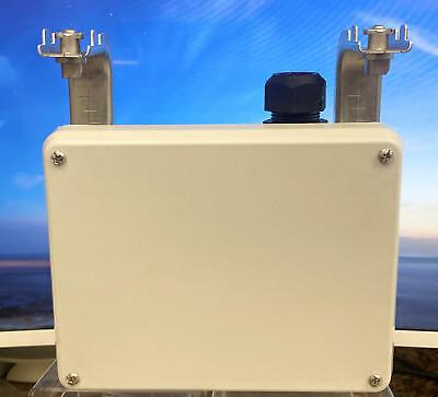 Vynckier Unfused Juntion Box Sc 4 Strgnon-metallic Enclosure 303861-05