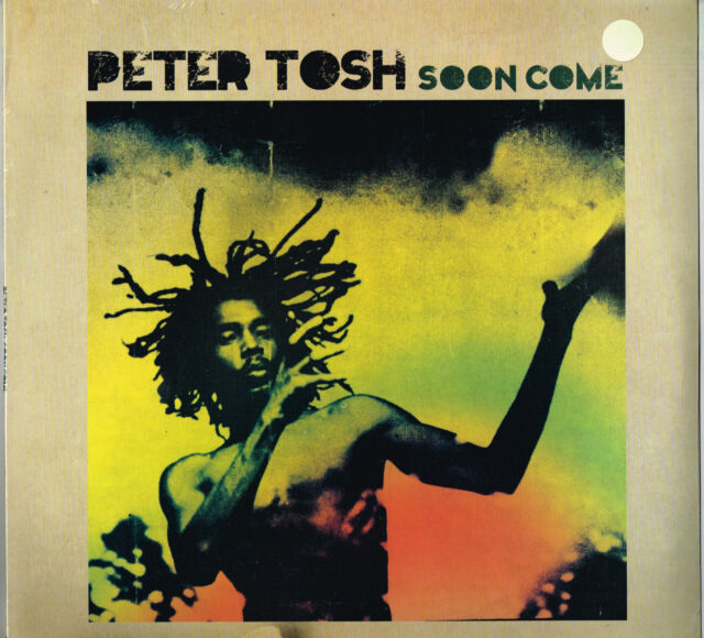 double LP : PETER TOSH-soon come     (new & sealed)