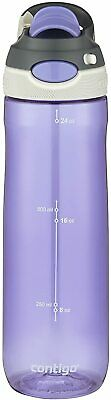 Contigo 74077ZCN AUTOSPOUT Damen Chug Water Bottle, 24 oz, Grapevine