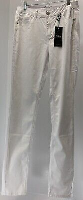 Alloy Apparel Womens Tall Siena High Waist Skinny Jeans White Size 13X37 NWT (Alloy Clothing Tall)