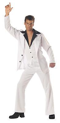 Adult Retro Men Saturday Night Fever Disco Man - Saturday Night Fever Disco