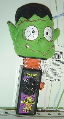Halloween Character POP UP Ups FRANKENSTEIN Battery Spooky LAUGH - Spooky Halloween Laugh