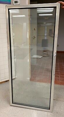 Walk In Cooler Glass Doors With Frames - 12 Doors 4x3 Brand - Styleine