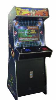 Classic Upright Arcade Machine with  2100 Games