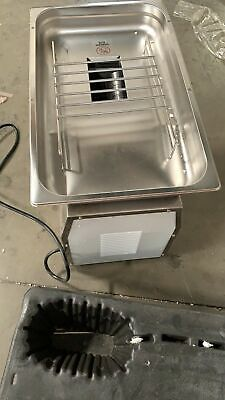 Used Qh Meat Slicer With 3mm Blade Commercial Meat Cutter Slicer Usa Stock