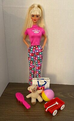 Toys R Us Barbie Doll In Clothes And Shoes Lot