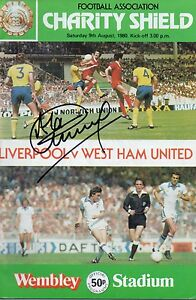 ALAN-KENNEDY-In-Person-Signed-1980-CHARITY-SHIELD-programme-LIVERPOOL-Proof-COA