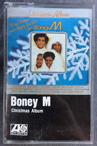 Boney M-Christmas Album cassette tape