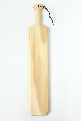 Fraternity Paddle - Solid, high-quality pine - 22