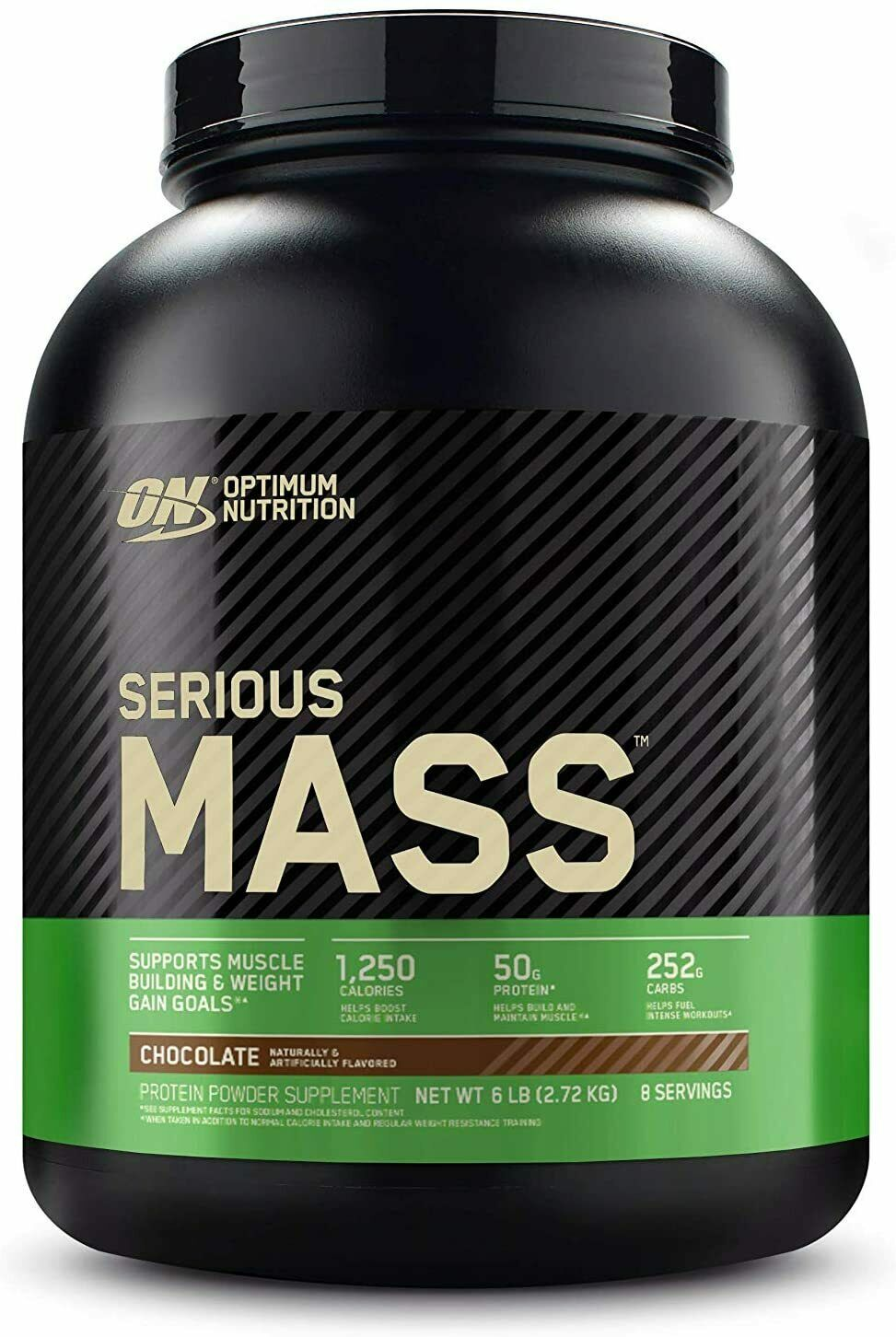 Optimum Nutrition Serious Mass Weight Gainer Protein Powder,