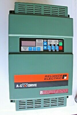 Reliance Electric Gp-2000 Ac Vs Drive Model 2gu41002