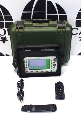 Anritsu MT9083A2 Access Master SM Fiber OTDR w/ VFL w/ Opt 002, 007, 010, 073