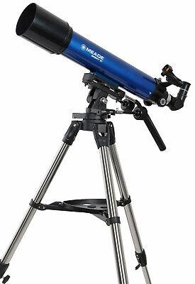 Meade Instruments Infinity 90AZ Refractor Telescope & Olympus Digital Camera