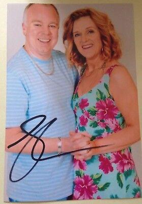 Steve Pemberton - Benidorm Signed Printed Photo 6x4