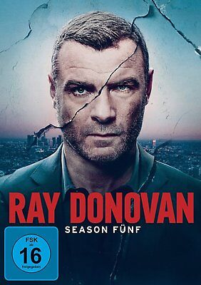 Ray Donovan - Season/Staffel 5 # 4-DVD-BOX-NEU