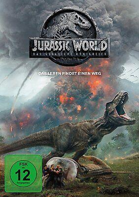 Jurassic World 2 - Das gefallene Königreich # DVD-NEU