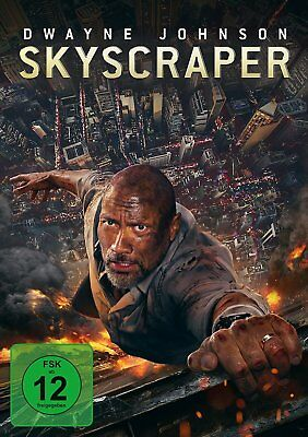 Skyscraper - (Dwayne Johnson) # DVD-NEU