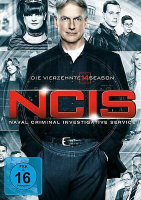 NCIS - Navy CIS - Season/Staffel 14 # 6-DVD-BOX-NEU